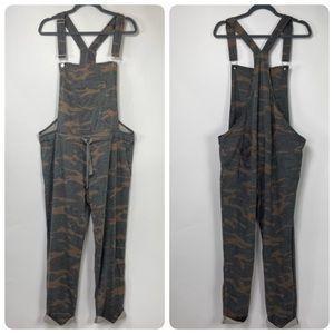 Venus camo camouflage overalls. Size Large